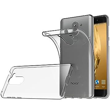 Funda Huawei Honor 6X, Ikupei Ultra Transparente Carcasa ...