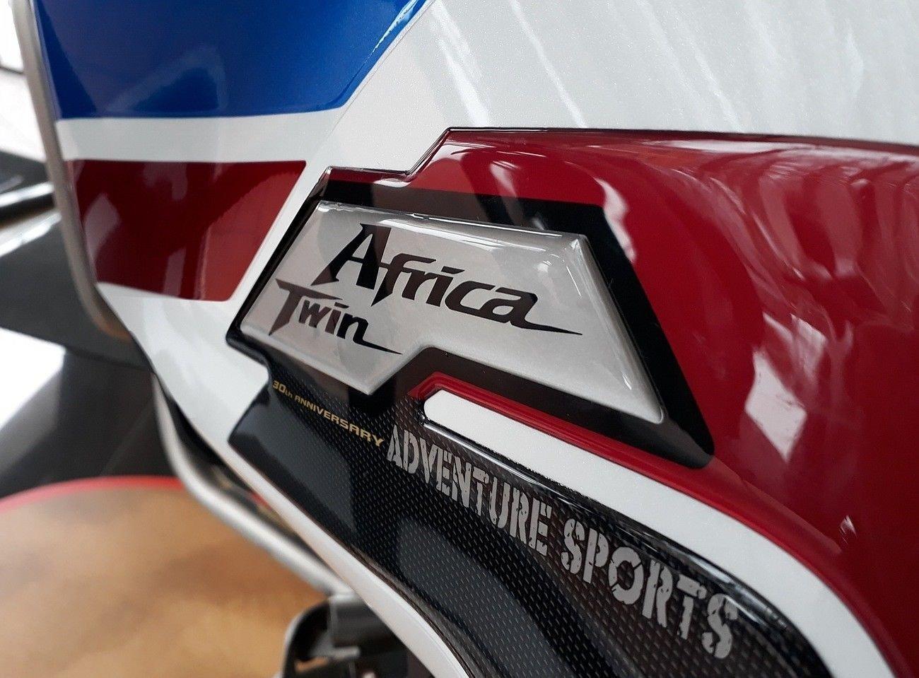 Réservoir De Honda 3 Africa Moto Kit Pour Compatible Adhésifs 3d lFc1KJ