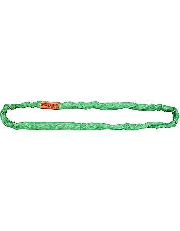 Endless Round Sling 10/' Green 5300# VLL Crane Rigging Hoist Wrecker Recovery