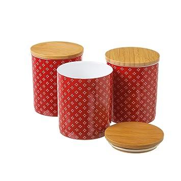 Rote Dosen Arabischen Kuche Aus Porzellan Fur Dekoration Iris Lola