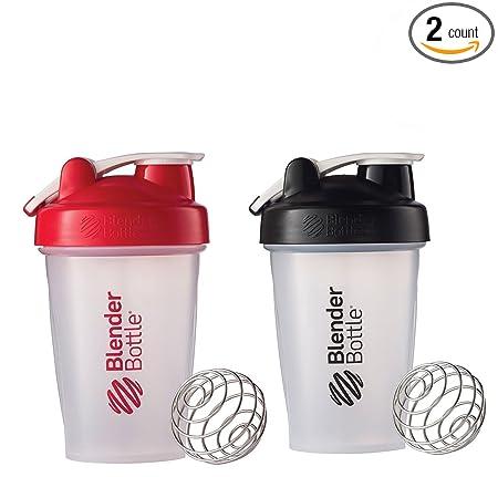 Review Blender Bottle 2 pack