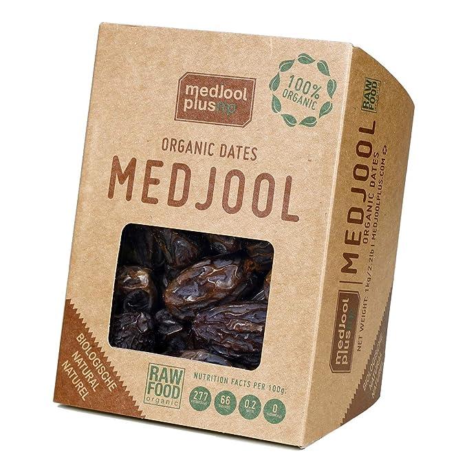 1 kg Orgánico / BIO Medjool Dátiles medio calssic