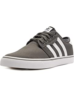 check out eac62 b14f9 adidas Mens Seeley Skateboarding Shoes