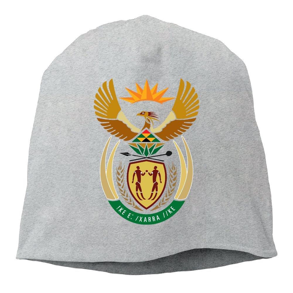 Amazon.com   Unisex Coat Of Arms Of South Africa National Emblem ... 0399b6ca5d1