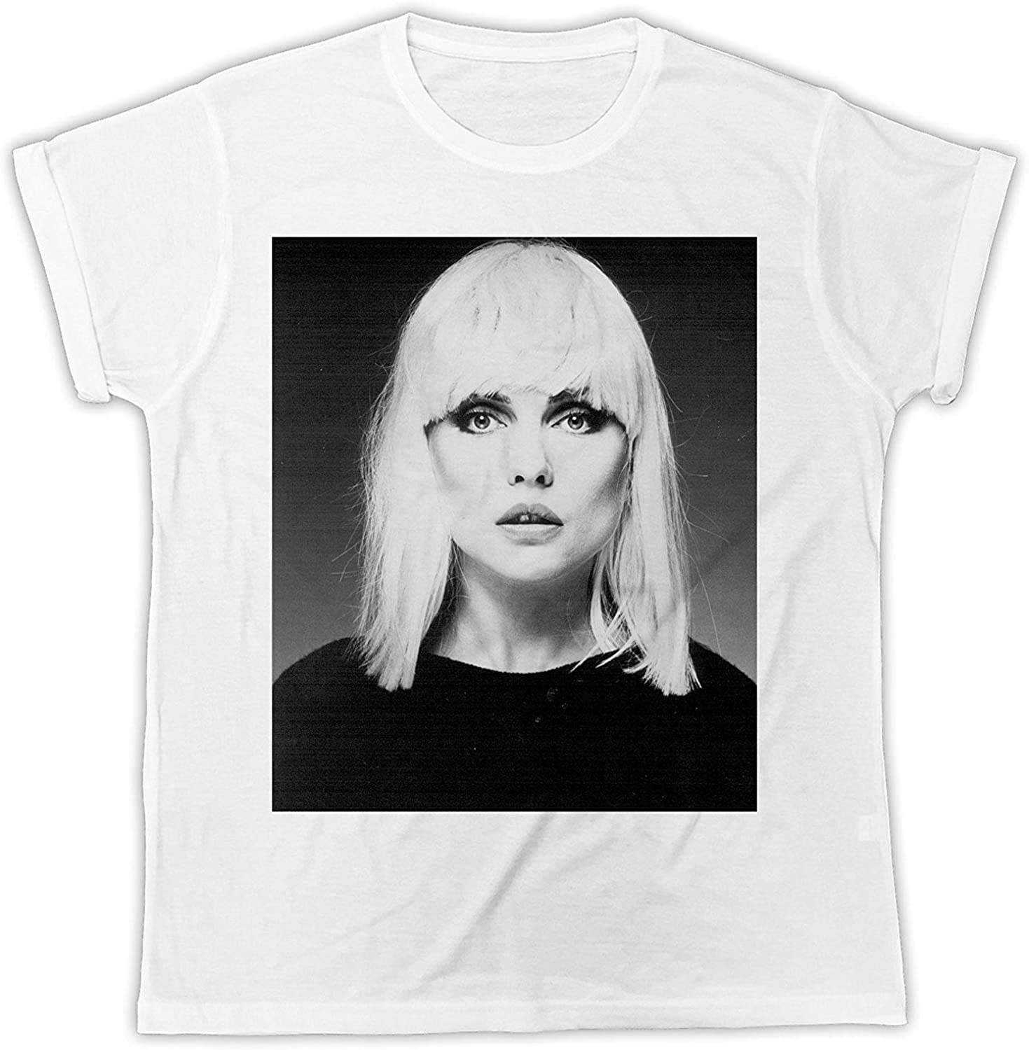 DEBBIE HARRY POSTER COOL FUNNY IDEAL GIFT BIRTHDAY PRESENT UNISEX MENS TSHIRT