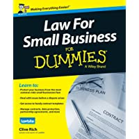 Law for Small Business for Dummies UK Edition