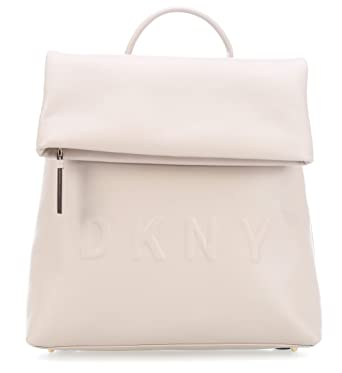 ae88cfe07862 Image Unavailable. Image not available for. Color  DKNY Tilly Medium Logo  Backpack