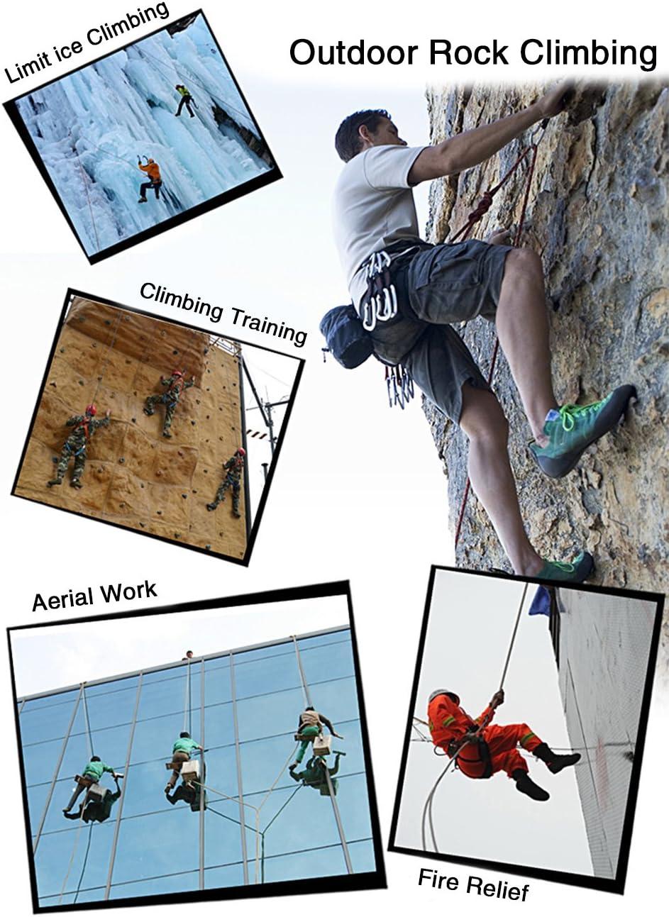 Uboo - Cuerda de seguridad para escalada de roca al aire ...