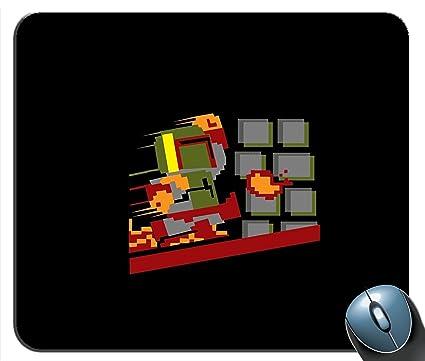 Star Wars Mario Bros Super Mario - cojín de ratón de encargo ...