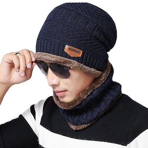 LA HAUTE - Set de bufanda, gorro y guantes - para mujer