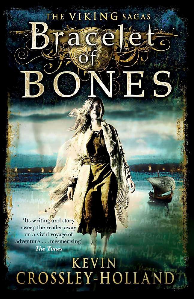 Read Online Bracelet of Bones pdf