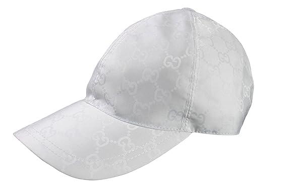 gucci baseball cap size caps on sale price nylon white large