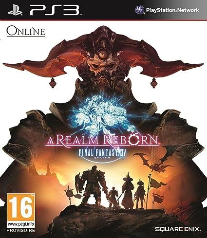 Final Fantasy XIV: A Realm Reborn [Importación Francesa ...