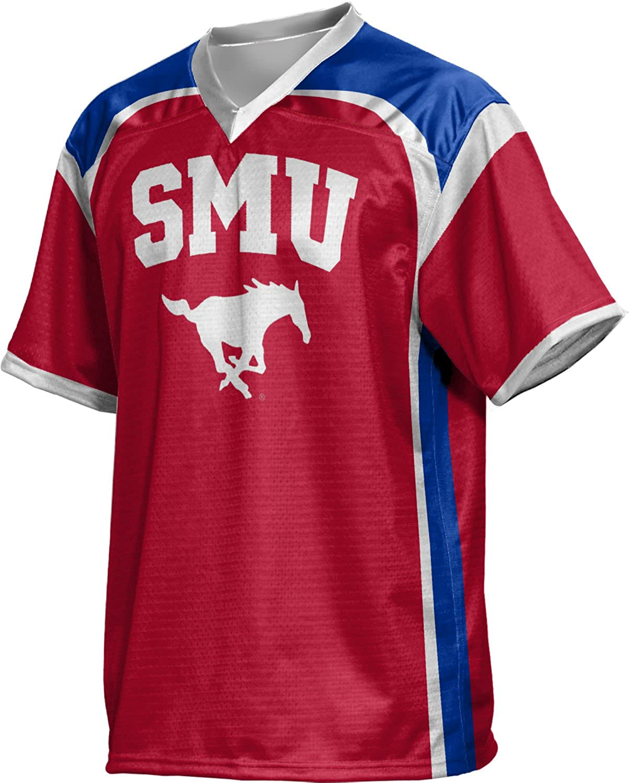 Amazon.com  ProSphere Southern Methodist University Boys  Football Fan  Jersey - Red Zone  Clothing 18dfb1c2a