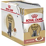 Royal Canin 9003579001240 brittisk korthår kattmat, 12 x 85 g