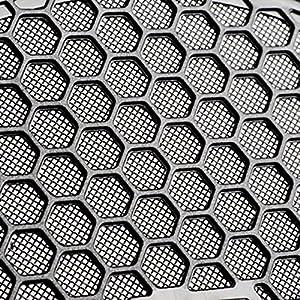 SilverStone Technology SST-FF121B Tek 120mm Ultra Fine Fan Filter with Magnet Cooling 2-Pack (Tamaño: 120mm)