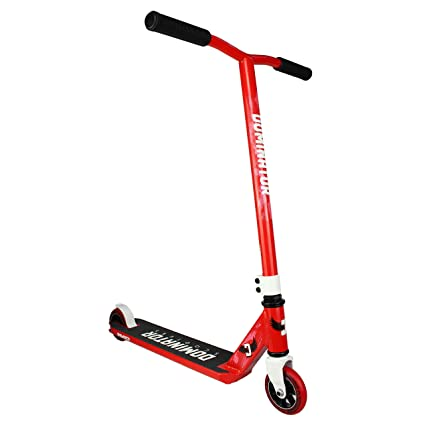 Dominator Bomber Pro Scooter (Red)