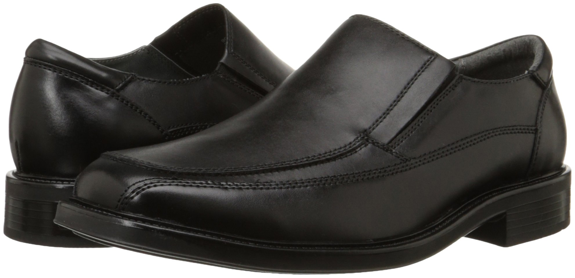 55cdd80da47ce Dockers Men's Proposal Leather Slip-on Loafer Shoe,Black,10 M US ...