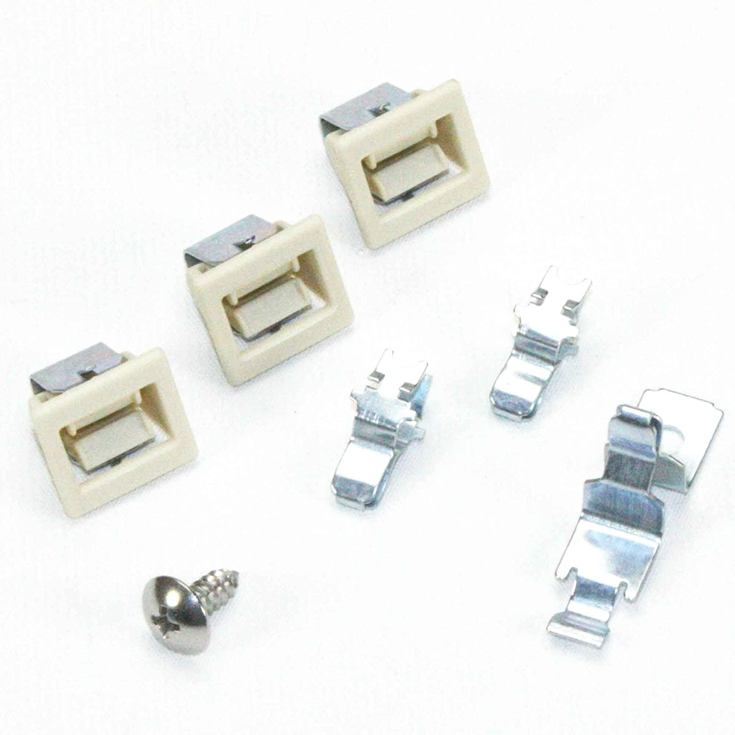 Supplying Demand 279570 Dryer Door Latch & Strike Kit Replaces 279337, 3392538