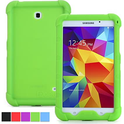 super popular 90963 3a967 Samsung Galaxy Tab 4 8.0 Case - Poetic Samsung Galaxy Tab 4 8.0 Case  [Turtle Skin Series] - [Corner/Bumper Protection] [Grip]  [Sound-Amplification] ...