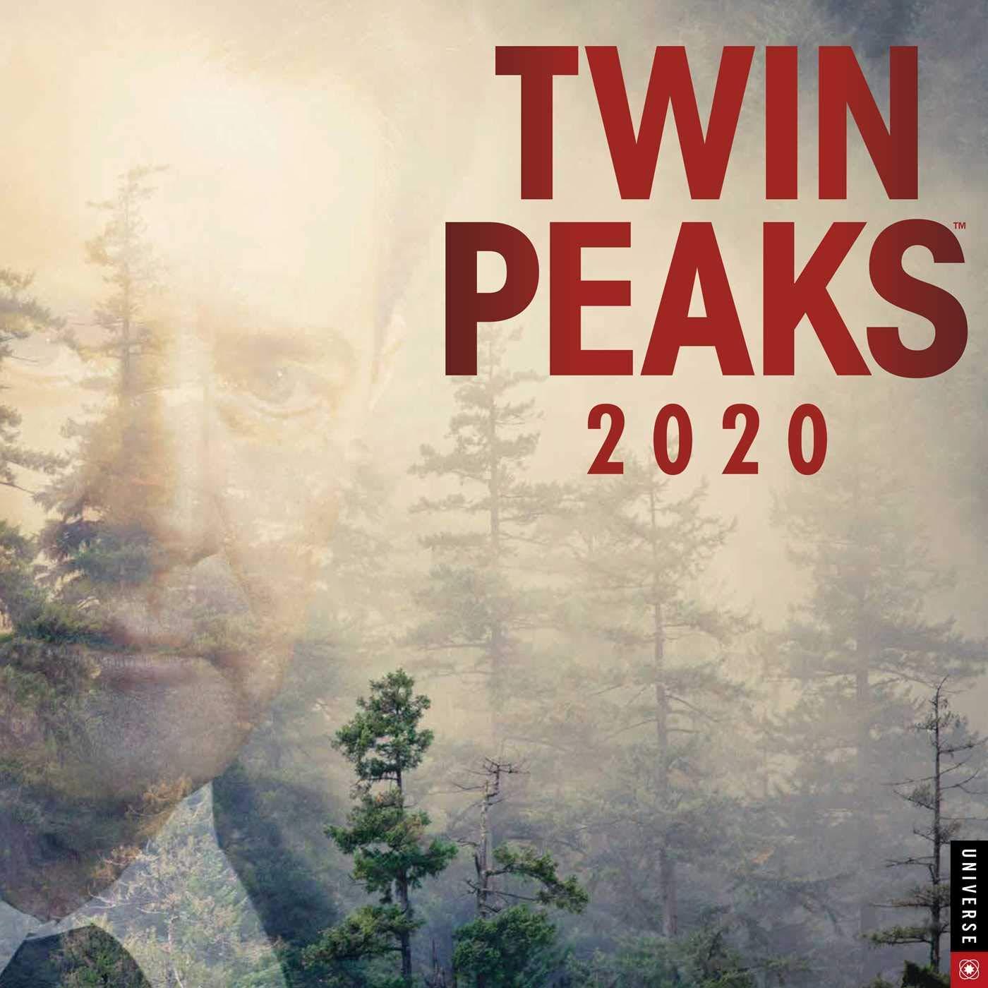 Twin Peaks Calendar 2020 Amazon.com: Twin Peaks 2020 Wall Calendar (0676728036418