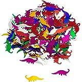 Oblique Unique® Dino Konfetti bunt Kinder Geburtstag Dinosaurier Tisch Deko Streudeko 14g