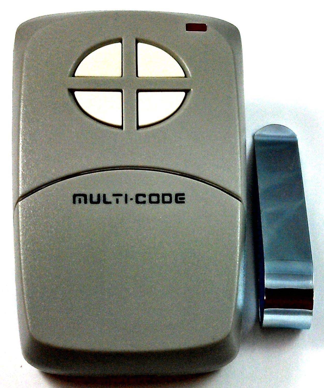 4140 Linear Multi-Code Four Btn Remote Transmitter Garage Gate Opener 414001