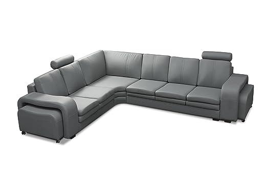 Couchgarnitur Sofa Polsterecke Couch Soft Ecksofa Wohnlandschaft