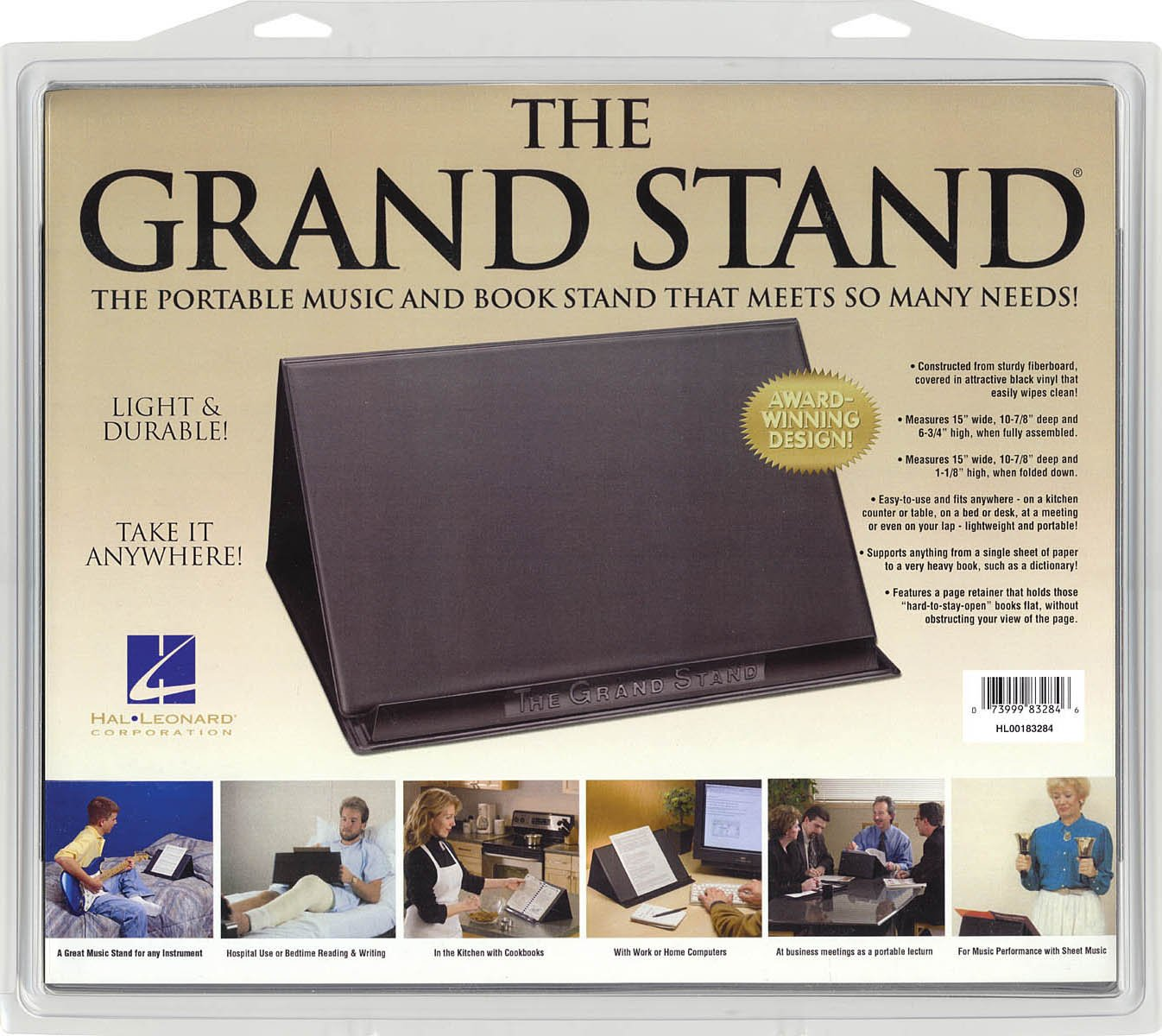 Read Online The Grand Stand (Accessory) ebook