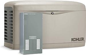 Kohler 14RESAL-100LC16 14,000-Watt Air-Cooled Standby Generator