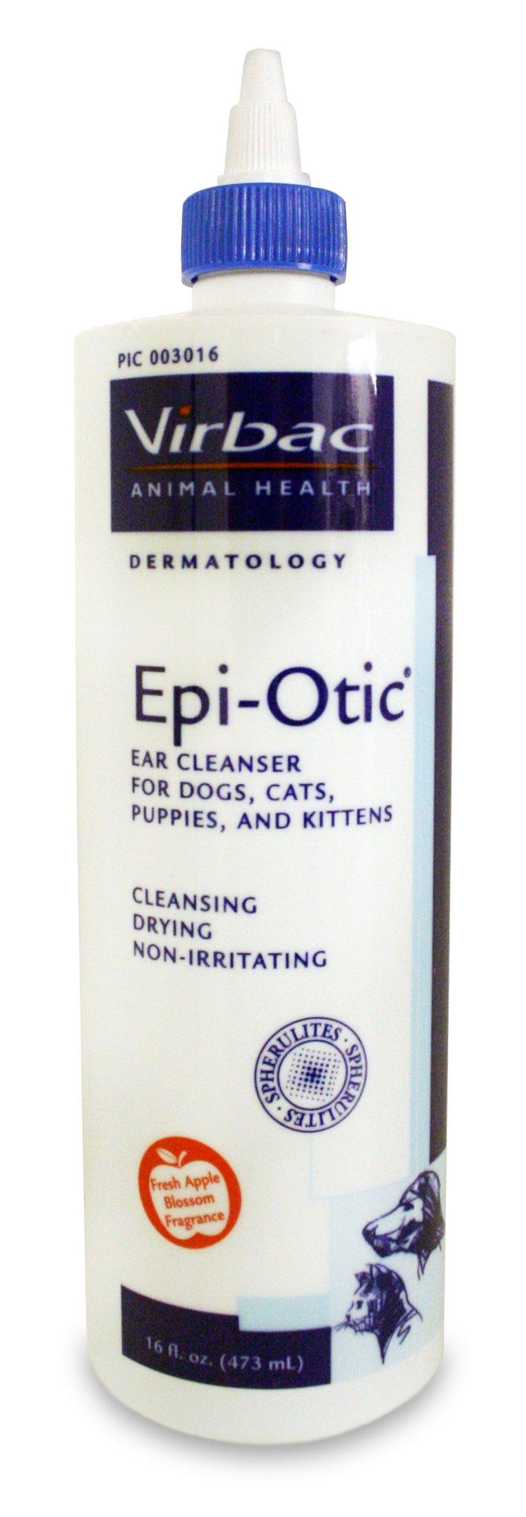 Virbac Epi-Otic Ear Cleaner, 16 oz by Virbac (Image #1)