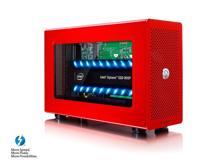 AKiTio Node Lite T3NL-T3DIZ-AKT1G - Caja Externa para Tarjetas ...