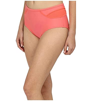522fb1ef87 Amazon.com: adidas by Stella McCartney Women's Swim Cu Bottom F50290,  Bright Coral, XS: Clothing