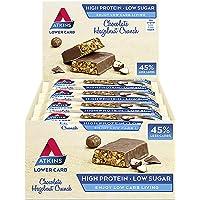 Atkins ADV Chocolate Hazelnut Barritas - Paquete