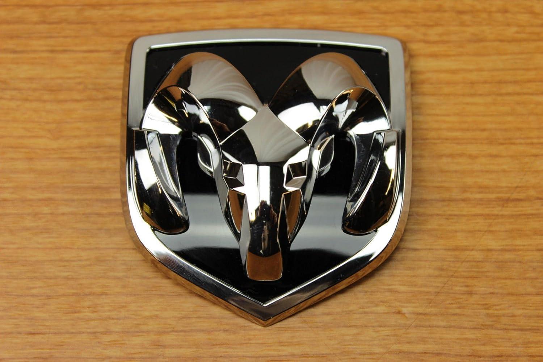 DODGE RAM 1500 2500 3500 DAKOTA Chrome Ram Emblem NEW OEM MOPAR