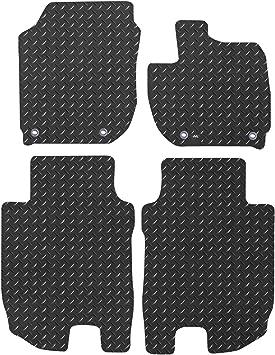 JVL JVL4100R Fully Tailored Rubber Car Mat Set for XC60 MK2 2017-On