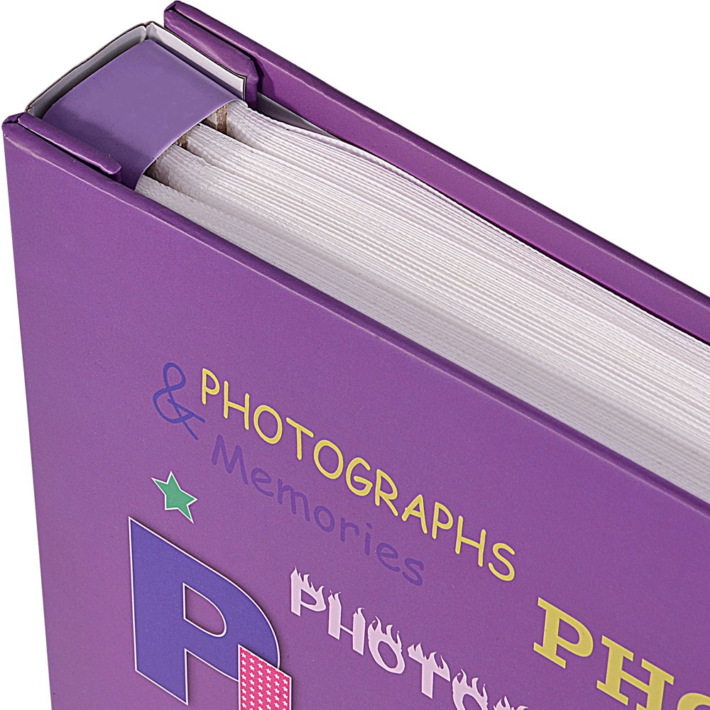 Bigtreestock Large Photo Album Holds 500 Photos 6 X 4 Inch10 X 15