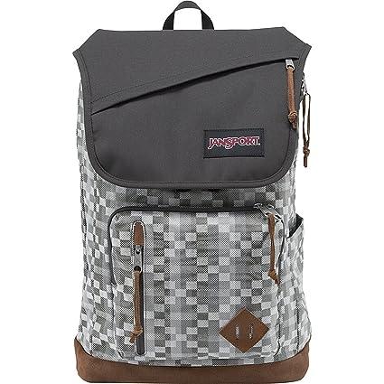Amazon.com: JanSport Unisex Hensley Forge Grey Kente Backpack: Computers & Accessories