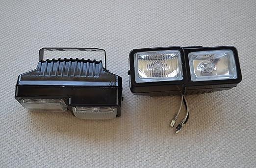 2 X Universal Scheinwerfer Und Nebelscheinwerfer 12 V H3 55 W Halogenlampen Für Auto Van Bus Suv 4 X 4 Auto