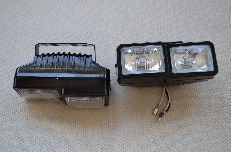 H3 55 W 2 x Universal-Scheinwerfer mit doppelter Funktion f/ür Scheinwerfer und Nebel Halogenlampen f/ür Auto Van Bus SUV 4x4 12 V