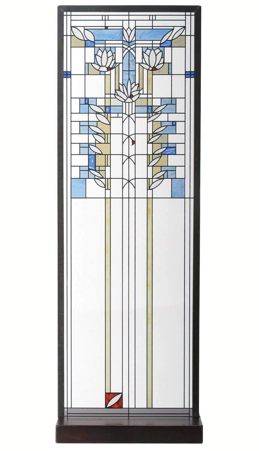 amazon com frank lloyd wright waterlilies stained glass arts
