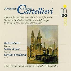 Cartellieri Wind Concertos Vol. 2