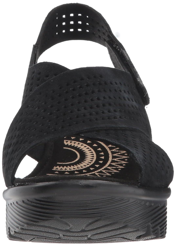 Sandale Coin Infrastructure Parallèle Des Femmes Skechers quvXu