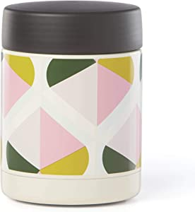 Kate Spade New York Geo Spade Insulated Food Container, 0.65 LB, Multi