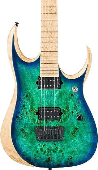 Ibanez RGDIX6MPB-SBB Iron Label · Guitarra eléctrica: Amazon.es: Instrumentos musicales