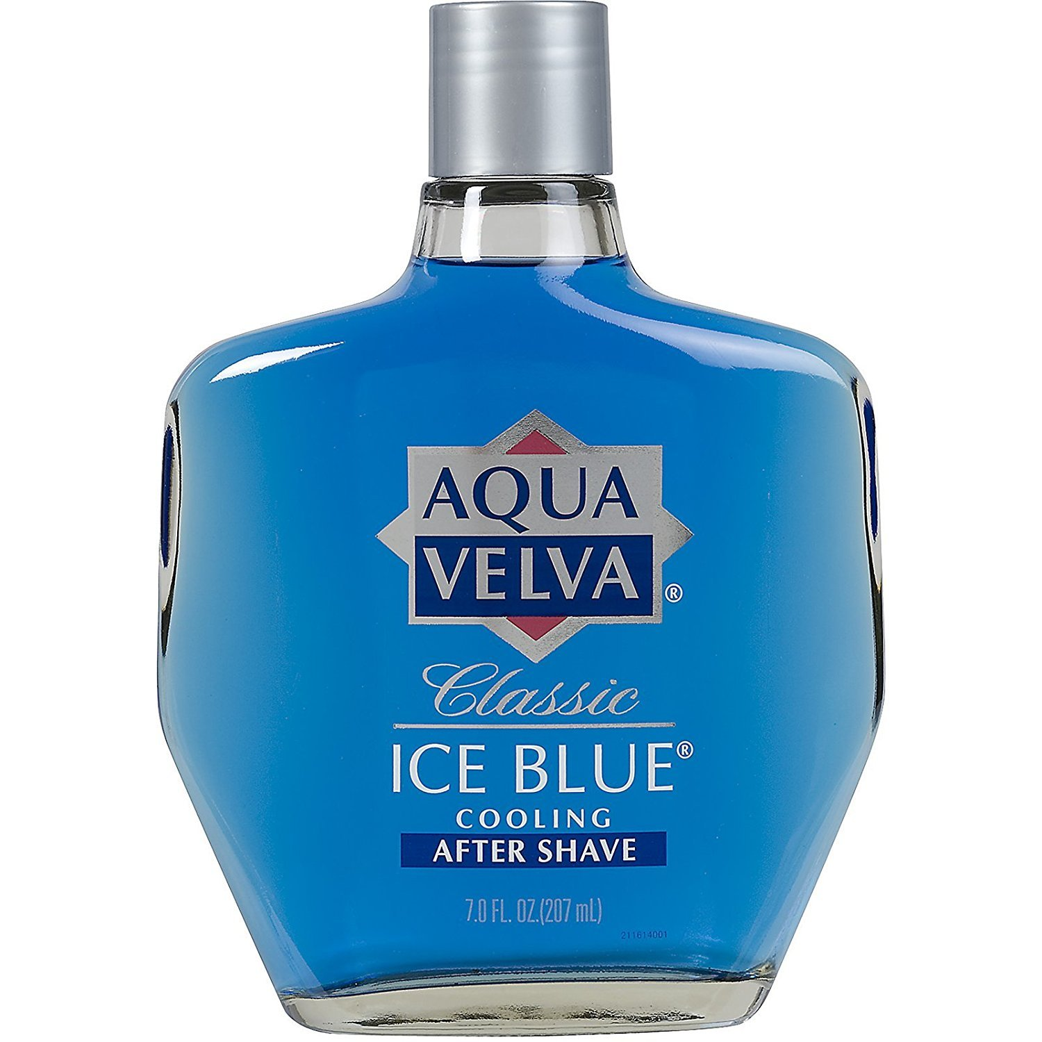 Aqua Velva Cooling After Shave, Classic Ice Blue 7 oz (Pack of 2)