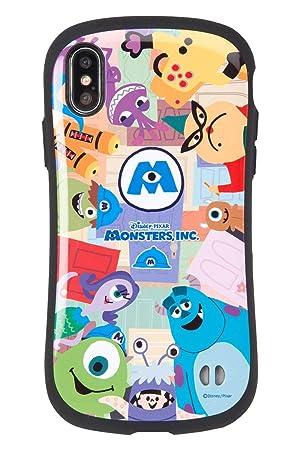aa9ebf6da0 iFace First Class ディズニー ピクサー iPhone XS/X ケース [モンスターズ・インク]