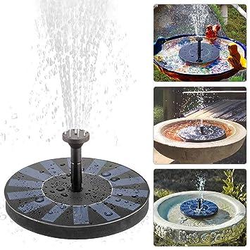 fontaine solaire ikalula pompe eau solaire arrosage extrieur pompe flottante pour baignoire d
