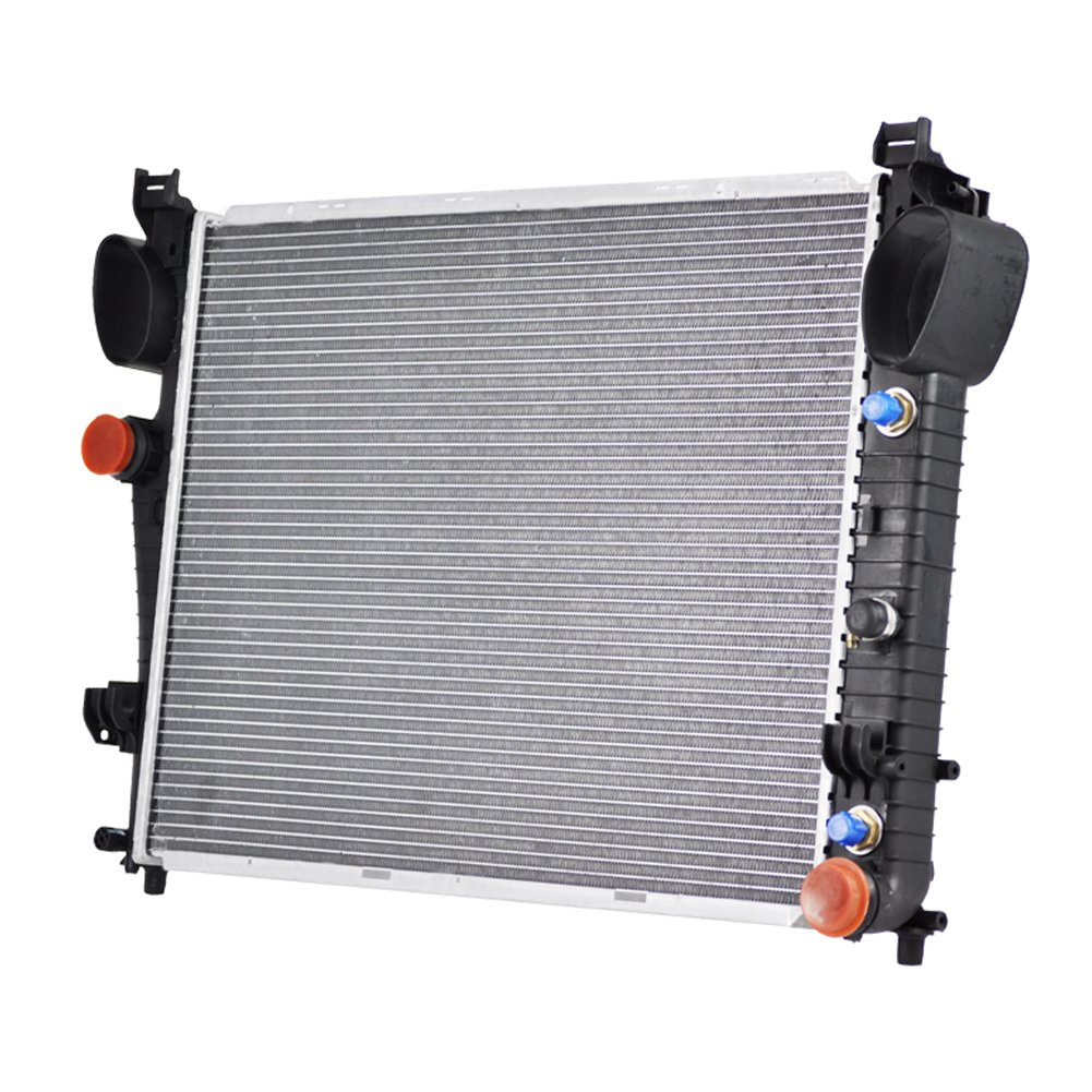 JSD B166A A//T at Radiator for Mercedes-Benz C215 W220 R230 S350 S430 S500 S55 S600 CL500 CL55 Ref# CU2652