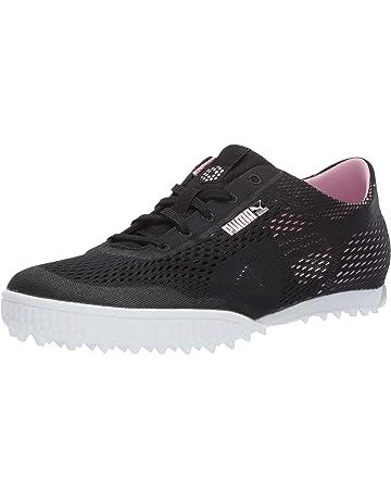 b7a6bc0b2a PUMA Women's Monolite Cat Woven Golf Shoe